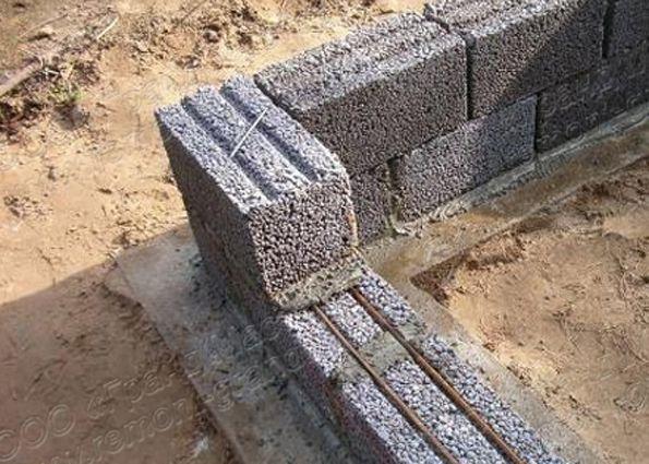 Арболитовые блоки: плюсы и минусы, особенности укладки