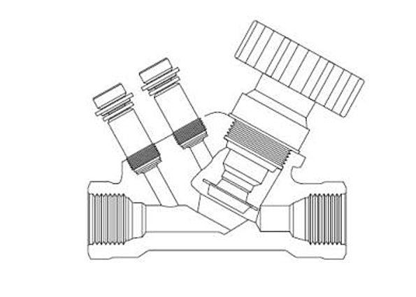 Балансировочный клапан: устройство, виды, правила выбора, стоимость, этапы установки
