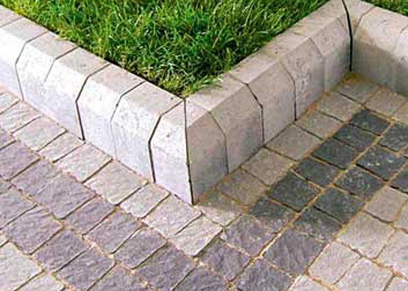Технология изготовления бордюра из камня