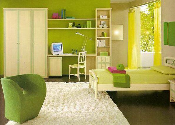 Цвета стен и комнат по фен-шуй. Влияние на человека