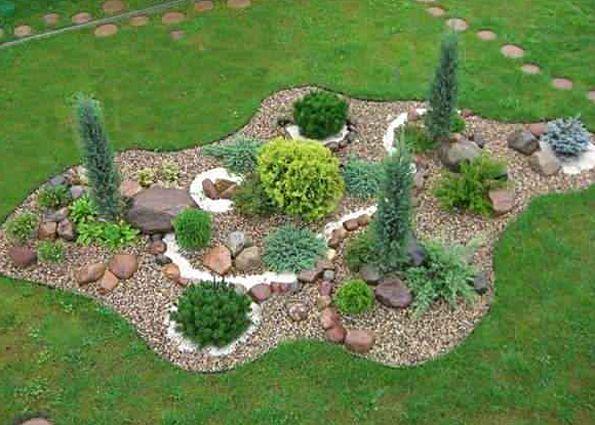 Рокарий своими руками (фото): стили рокариев, выбор растений, оформление