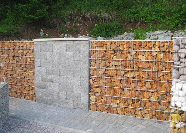 Забор из габионов своими руками: особенности, правила монтажа