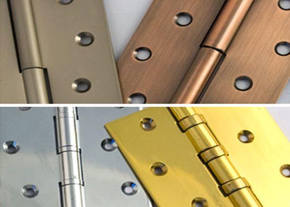 Разновидность дверных петель