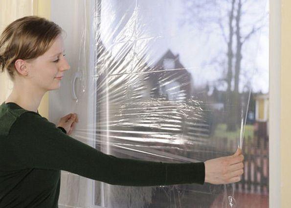 Энергосберегающая (теплосберегающая) плёнка для окон