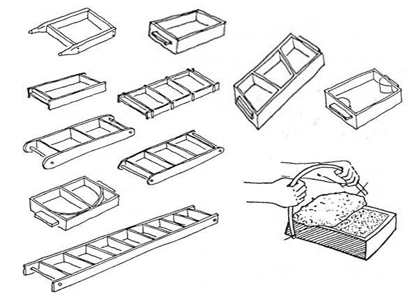 Как сделать саман своими руками: технология изготовления