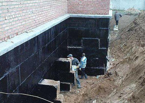 Гидроизоляция грунтов гидроизоляция xypex в бетон купить