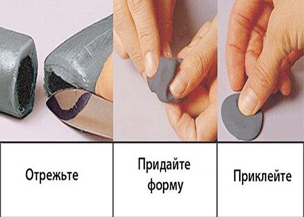 Холодная сварка: состав, область применения, преимущества, виды, инструкция по применению
