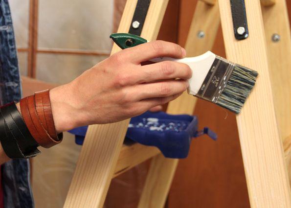 Как сделать стремянку своими руками