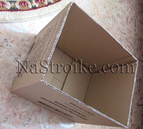 Как сделать коробку для окна своими руками фото 663