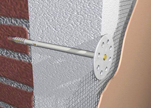 Утепление фасада пенопластом своими руками: преимущества и недостатки применения пенопласта для утепления, технология утепления