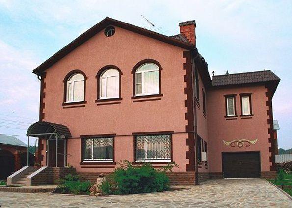Технология обустройства «мокрого фасада» в доме (фото). Преимущества и недостатки мокрого фасада