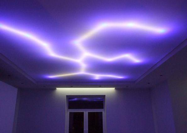 Как работает неоновая подсветка