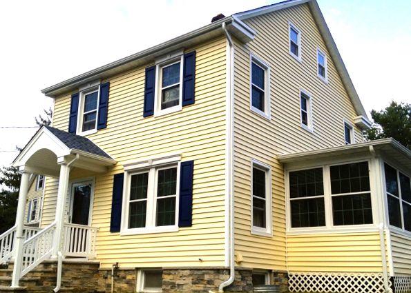 Фасады частных домов: виды, предназначение облицовки фасада дома, особенности монтажа