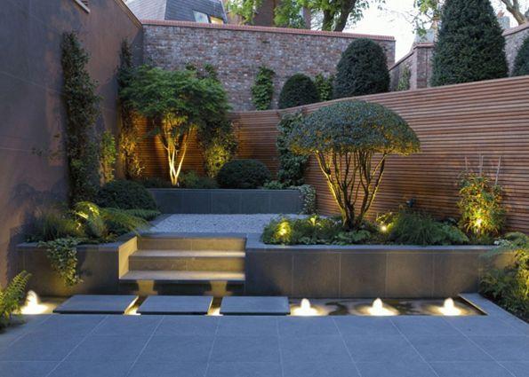 Фонтан на даче (фото): выбор места, проектирование, особенности монтажа