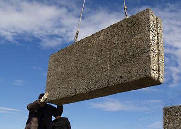 Арболитовые блоки: состав, виды, применение, преимущества, особенности монтажа