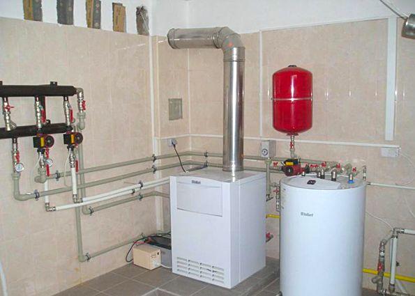 Отопительные системы для частных домов