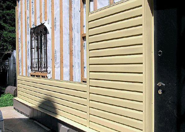 Пароизоляция для стен деревянного дома