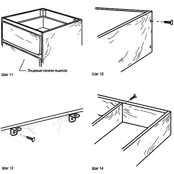 Как сделать письменный стол своими руками