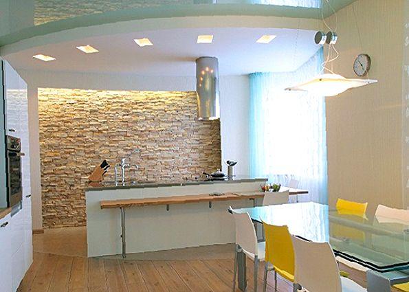 Варианты отделки потолка. Материалы, используемые для отделки потолка