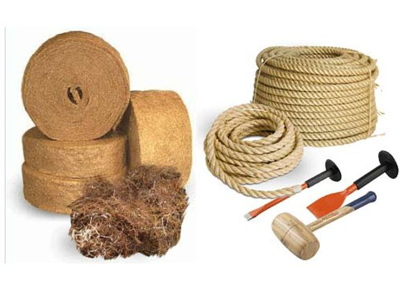 Конопатка сруба: способы, особенности технологии, выбор материала, инструменты