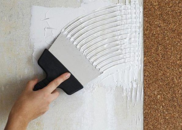 Пробковые обои (фото) – природные мотивы в дизайне интерьера