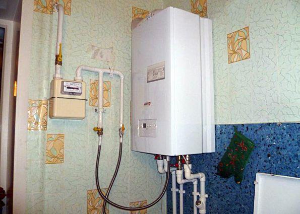 Газовые котлы их установка в квартире