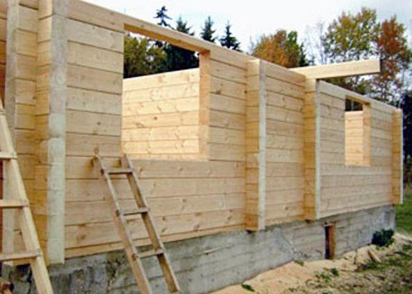 Как построить дачный домик: выбор места, этапы строительства