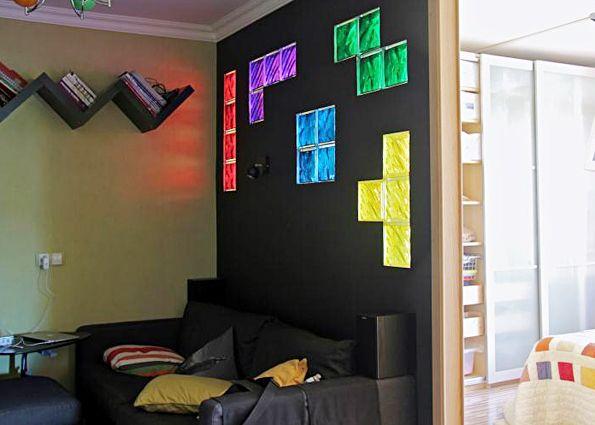Стеклоблоки в интерьере квартиры (фото): виды, преимущества, варианты применения, особенности монтажа