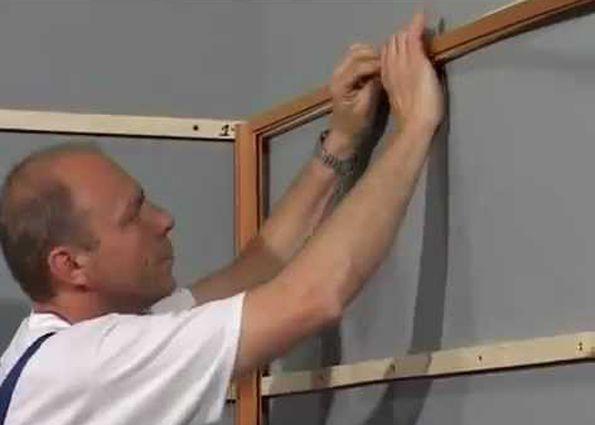Ремонт стен. Как крепить панели ПВХ?