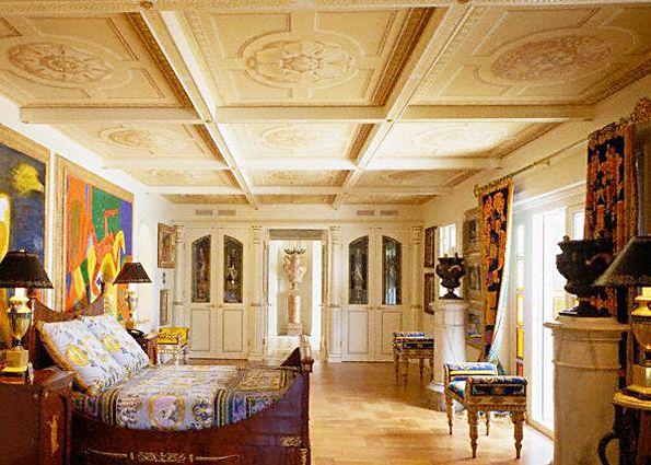 Кессонные потолки (фото): особенности, виды, этапы монтажа