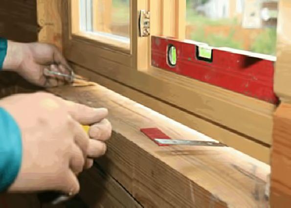 Установка деревянных окон: преимущества и недостатки, особенности монтажа