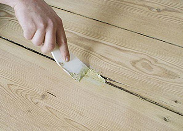 Как выровнять старый деревянный пол? Способы выравнивания пола из досок