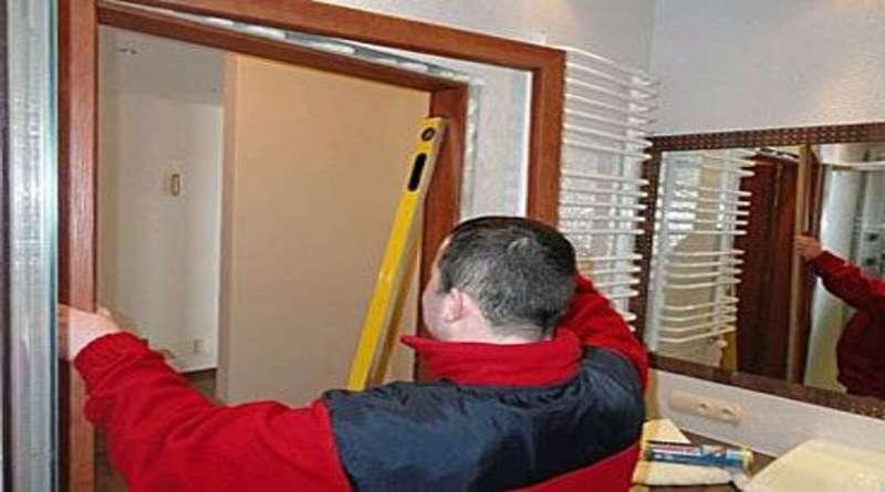 Как правильно поставить дверь межкомнатную своими руками фото 554