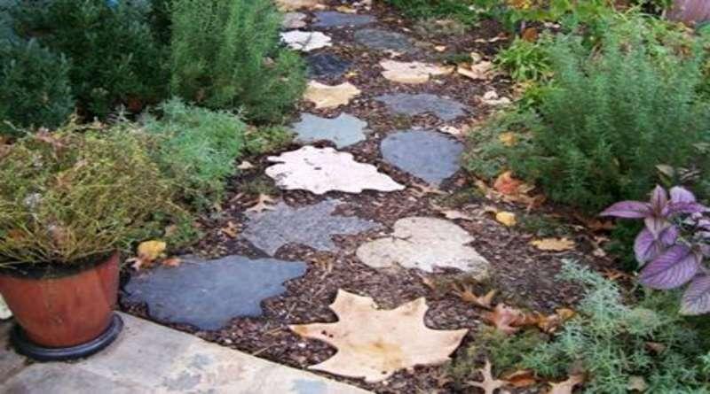 Садовые дорожки своими руками: бетонная дорожка, из гальки и искусственного камня, из лиственницы. Их преимущества и недостатки, особенности монтажа, советы и рекомендации