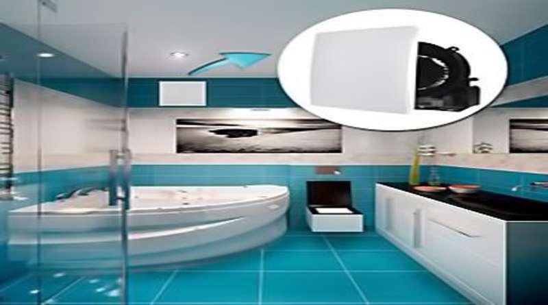 Вентиляция ванной и санузла. Типы вытяжных вентиляторов и рекомендации по установке