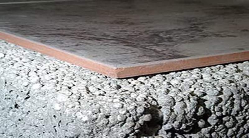 Стяжка пола керамзитобетоном технология убыль бетона