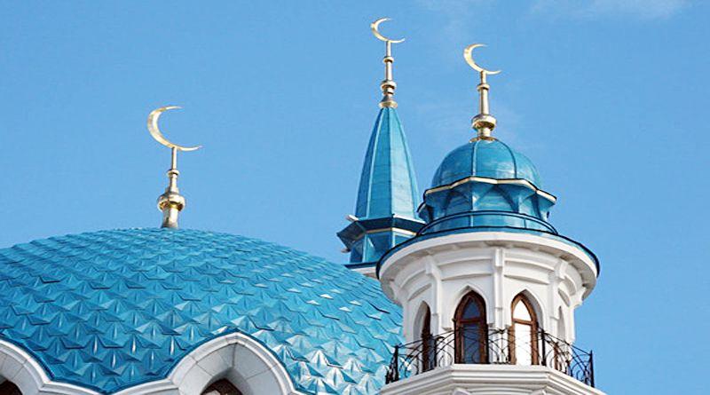 Алем в исламской архитектуре