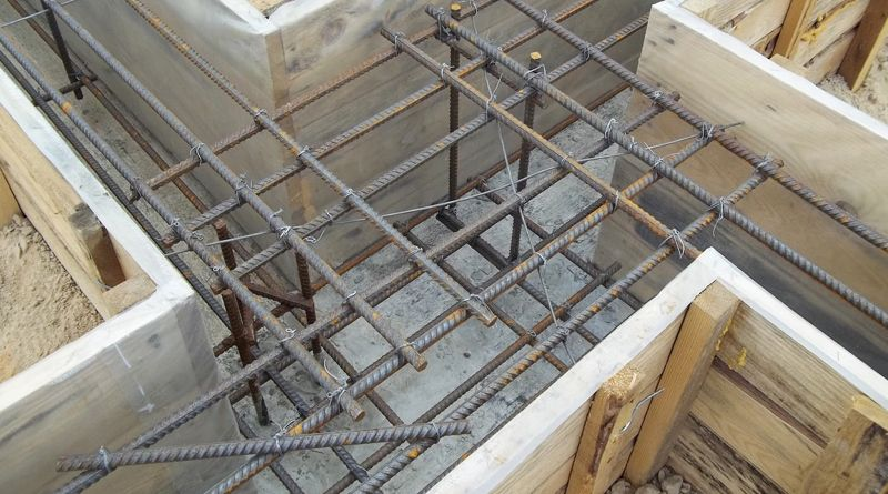 Армирование фундамента: виды арматуры, технология изготовления каркаса, установка