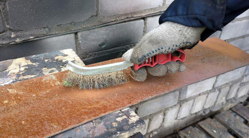 Коррозия металлов: причины и способы удаления ржавчины