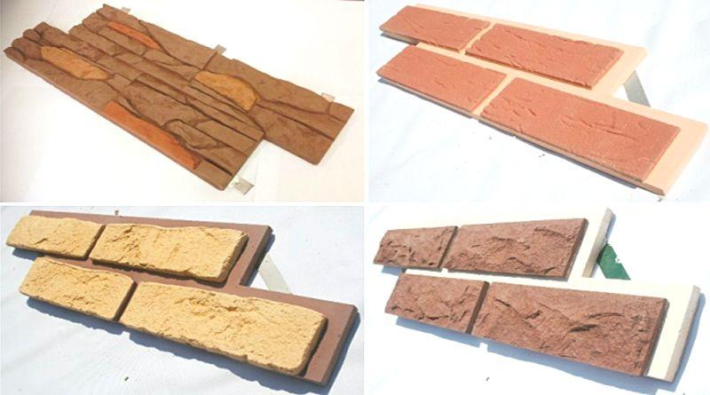 Фасадная плитка Каньон (фото): свойства, виды, особенности монтажа