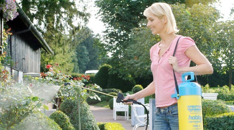 Садовый опрыскиватель: виды, советы как выбрать, сборка своими руками