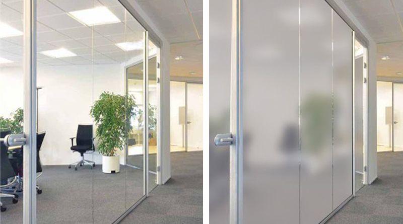 Умное (электрохромное) стекло: принцип работы и область применения