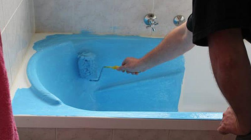 Способы восстановления эмали ванны