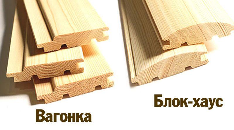 Блок-хаус: область применения, характеристики, особенности монтажа