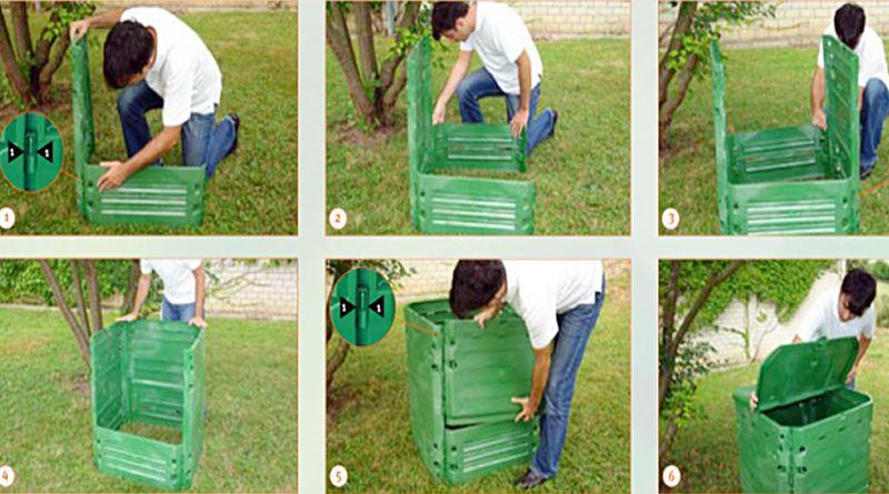 Пластиковый садовый компостер: преимущества и недостатки, советы как выбрать, популярные модели