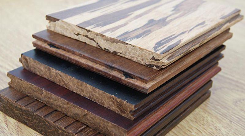 Бамбуковый пол (фото): плюсы и минусы, виды, особенности укладки
