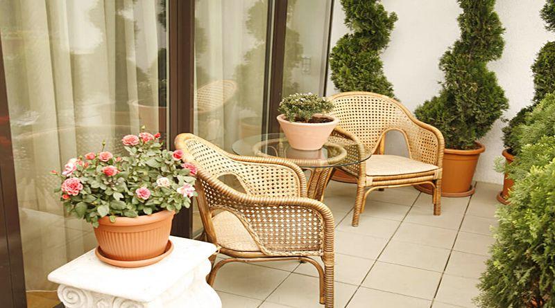 Оформление балкона в итальянском стиле (фото)