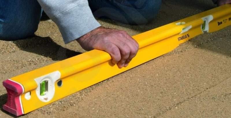 Ручной строительный инструмент – фото и названия