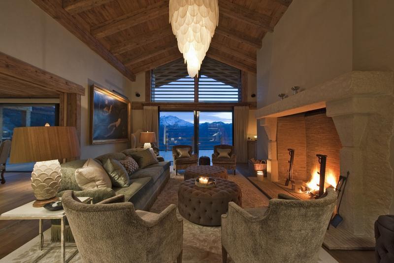 альпийский стиль