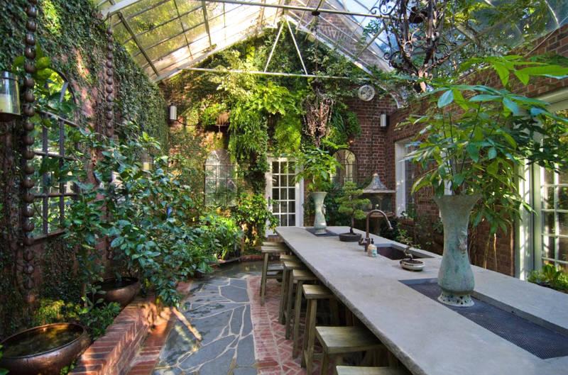 Зимний сад в частном доме своими руками (фото): виды, условия, выбор растений